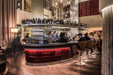 Nosh, Nibble and Play at Virgin Hotels Chicago Commons Club