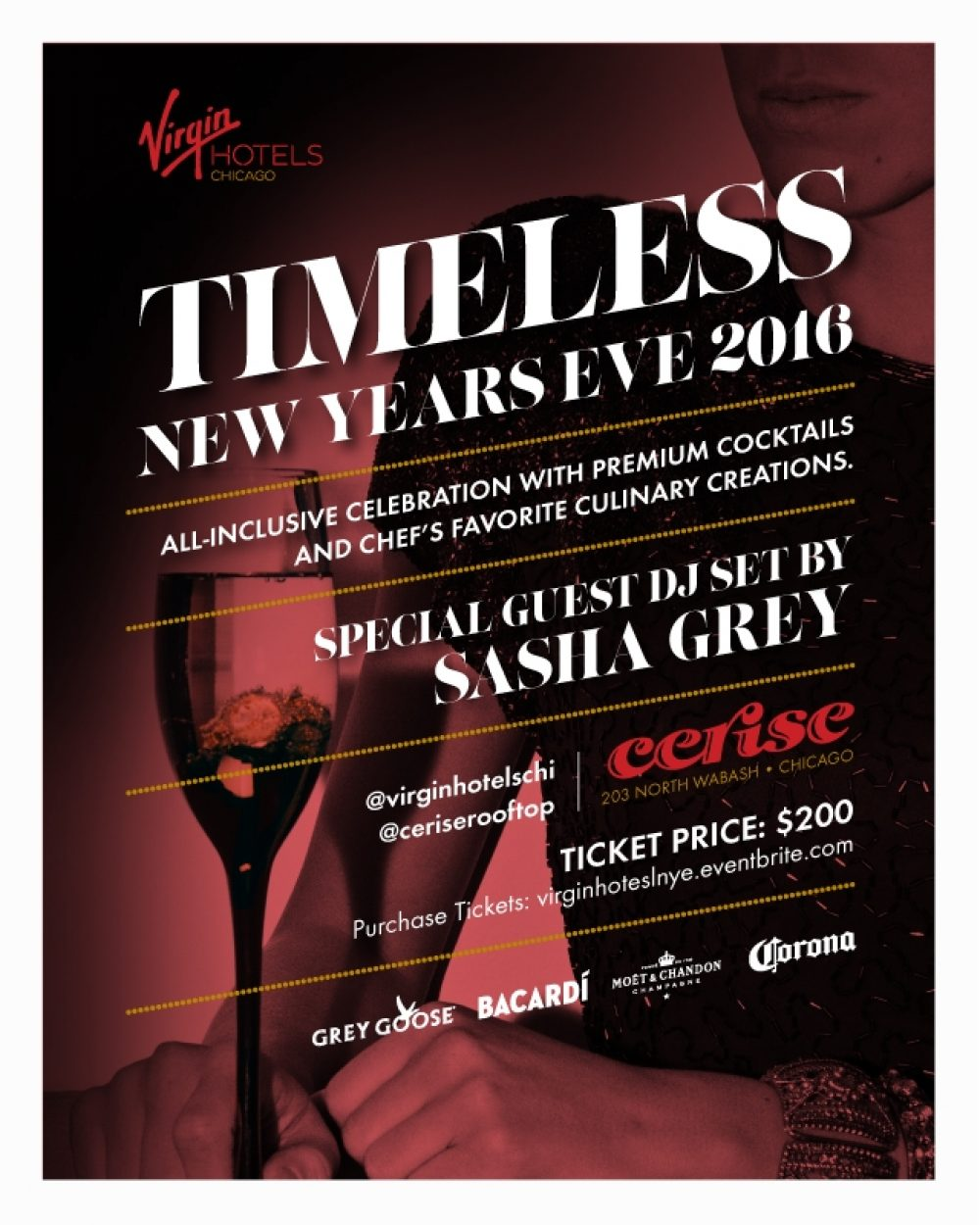 A Timeless New Year's Eve