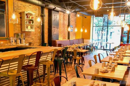 Hutch Cafe Brings 7-days-a-week Brunch, Weeknight Happy Hour to River North