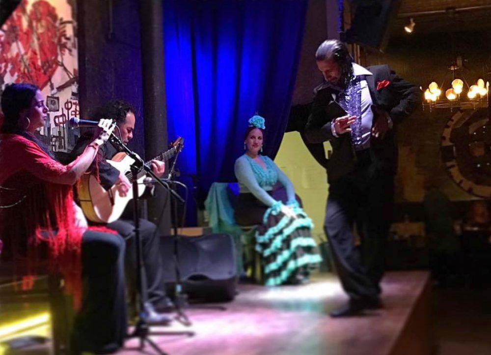Artango Noche Flamenco