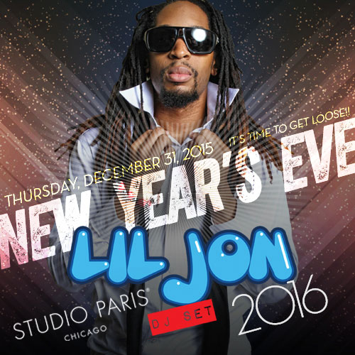 It's Time to Get Loose: New Year's Eve with Lil Jon ...