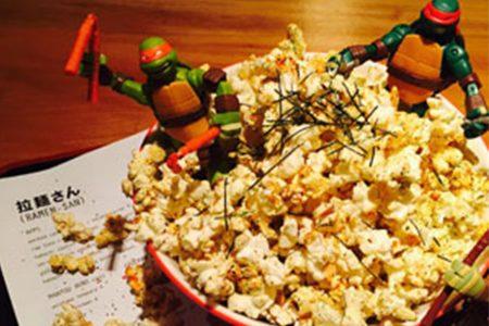 Movie Night Mondays at Ramen-san