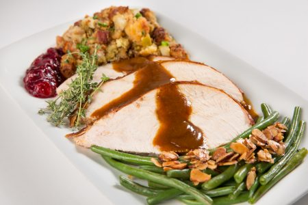 Thanksgiving at Perry's Steakhouse & Grille in Oak Brook