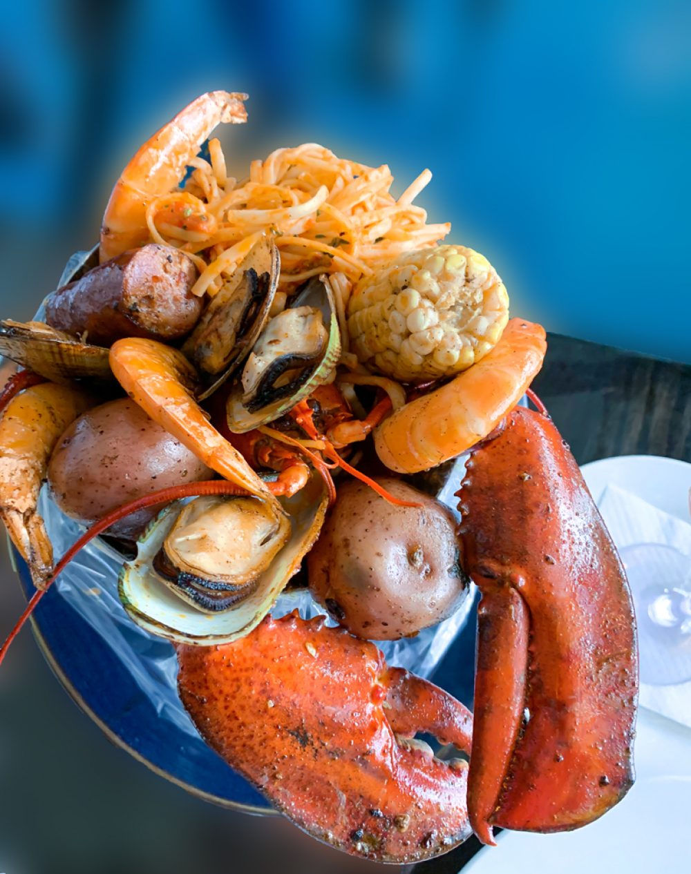 Seadfood Boil