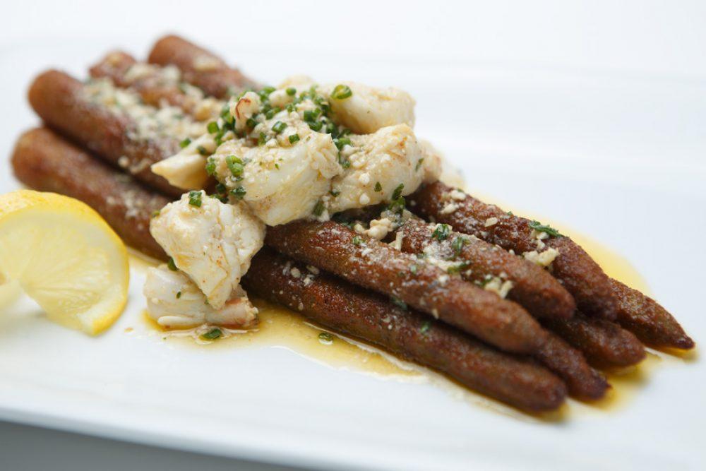 Fried Asparagus