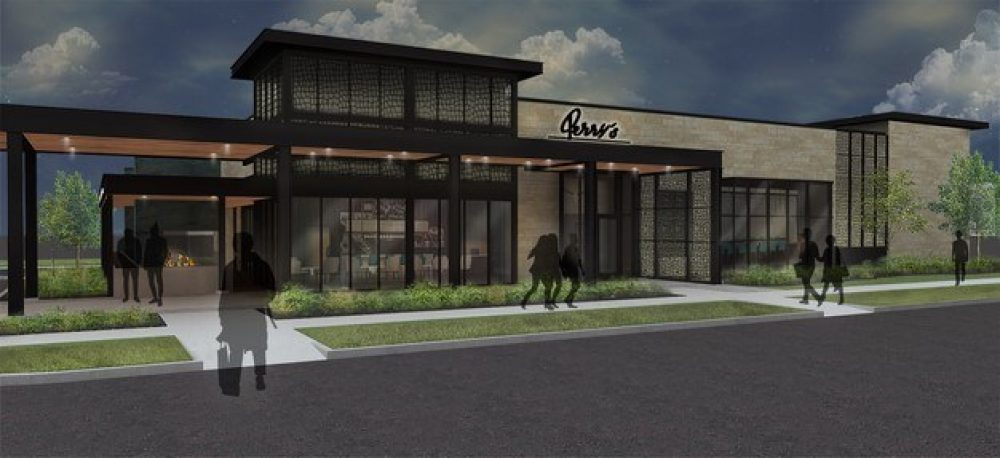 Perry's Steakhouse & Grille New Schaumburg Location Rendering