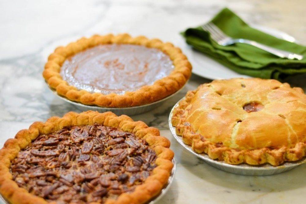 Delightful Pastries Pies