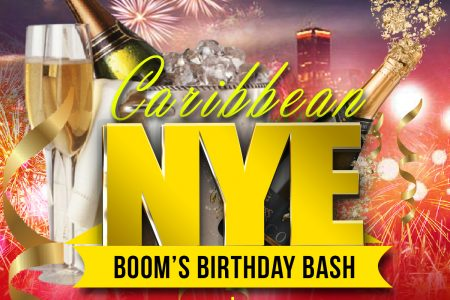 Caribbean NYE at Mr. Brown's Lounge - West Town
