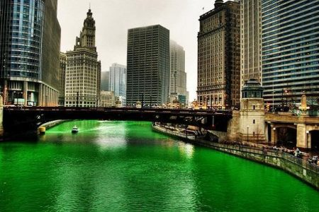 Trump International Hotel & Tower Celebrates St. Patrick's Day, 3/14