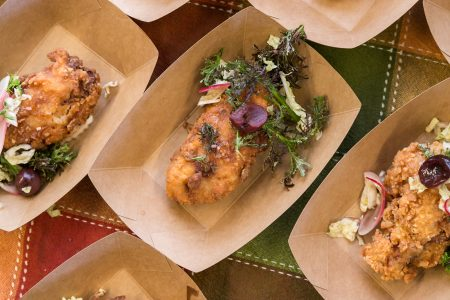 Kendall College Trust's 3rd Annual Fried Chicken & Champagne Fest