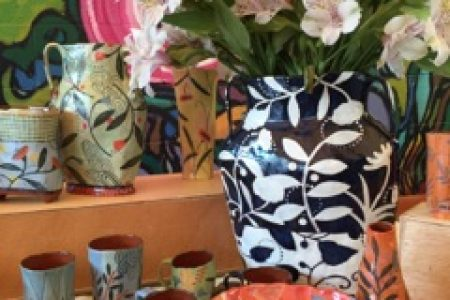 Shop Local at Autre Monde's Kindlmarket on December 19
