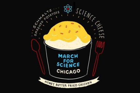 Honey Butter Fried Chicken Offers March for Science Special