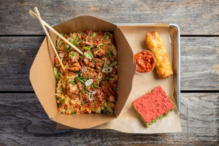Honey Butter Fried Chicken Brings Back Their Fried Chicken Fried Rice Night