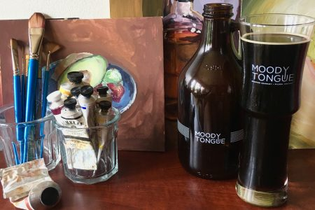 Moody Tongue to Host Beer and Painting Class on Thursday, August 24