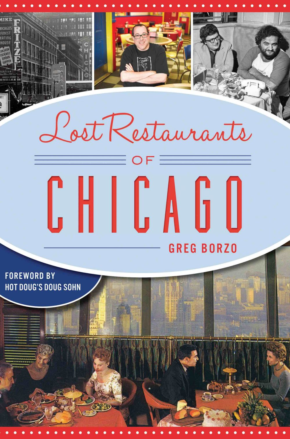 Lost Restaurants Book