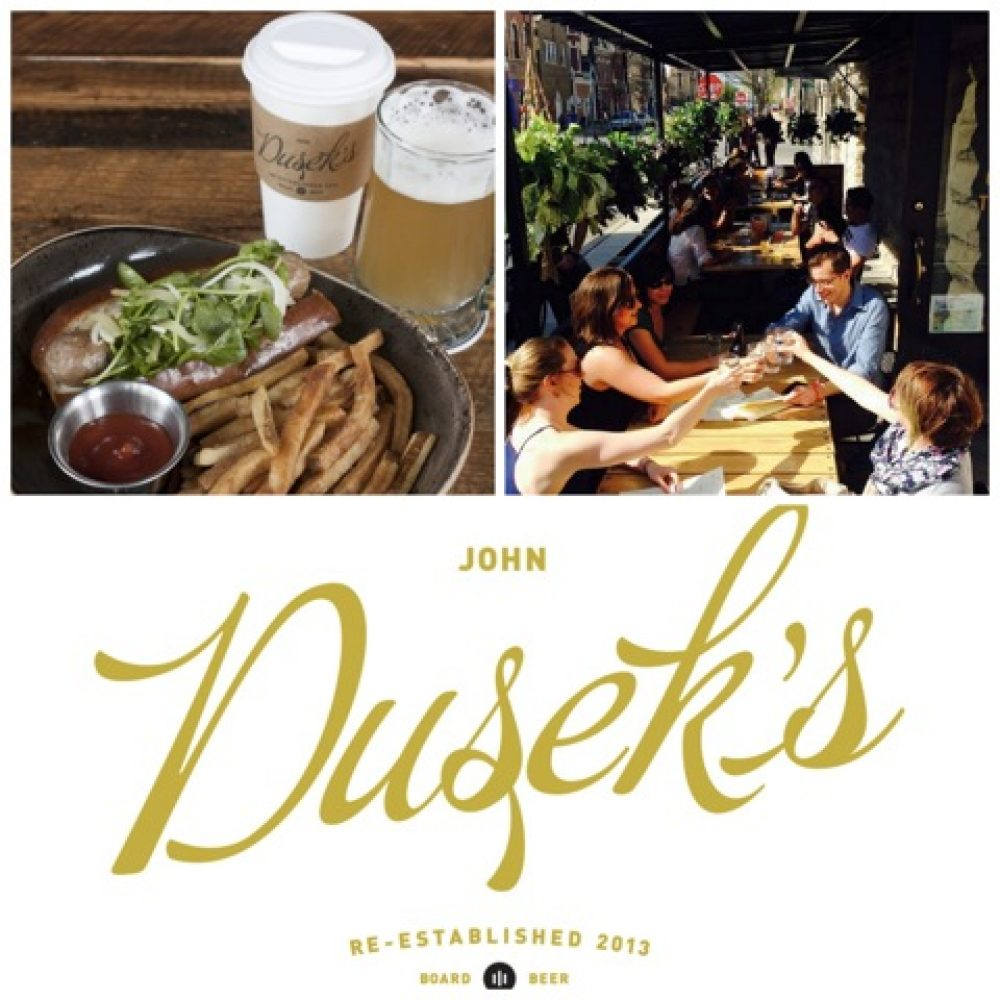 Duseks-lunch