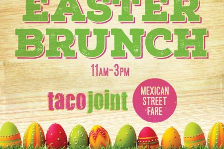 Easter Brunch at Taco Joint