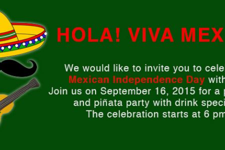 Celebrate Mexican Independence Day at Barbakoa