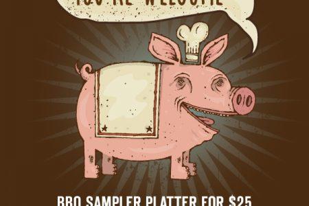 Celebrate National BBQ Month at Porkchop